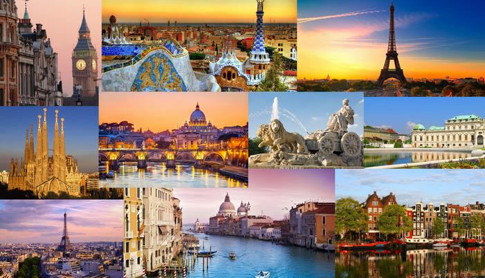 Gran tour d 39 europa europe direct firenze for Citta romantiche europa